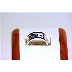 Unisex Beautiful Tiffany Sterling Silver Ring