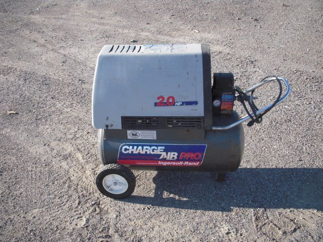 ingersoll rand charge air pro compressor