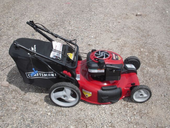 how to use honda self propelled lawn mower