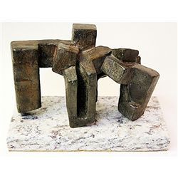 Eduardo Chillida Limited Edition Bronze -