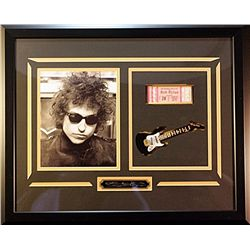Bob Dylan   Giclee with engraved signature