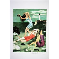 Picasso Limited Edition - The Bathers - from Collection Domaine Picasso