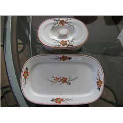 Antique Two Piece SGK China Set Made in Occupied Japan