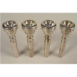 4 Yamaha 11B4 Trumpet Mouthpieces