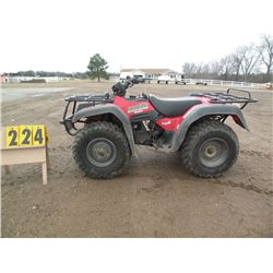 2002 Suzuki 300 King Quad 4x4     SN- JSAAK43A922102053