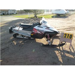 2009 Polaris IQ 800 Dragon Switchback   SN- SN1PS8ES19C676953