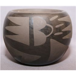 SANTA CLARA POTTERY BOWL   (FREE SHIPPING THIS AUCTION ONLY!!!)