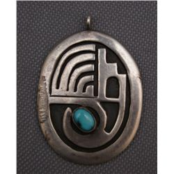 NAVAJO PENDANT   (FREE SHIPPING THIS AUCTION ONLY!!!)