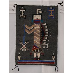 NAVAJO TEXTILE   (FREE SHIPPING THIS AUCTION ONLY!!!)