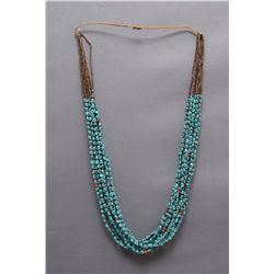 PUEBLO NECKLACE   (FREE SHIPPING THIS AUCTION ONLY!!!)