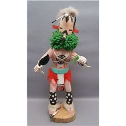 HOPI KACHINA   (FREE SHIPPING THIS AUCTION ONLY!!!)