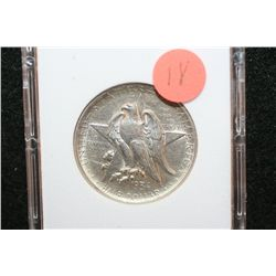 1934 Texas Commerative Half Dollar, MCPCG Graded MS62