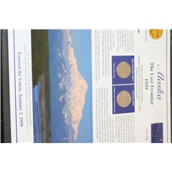 2008 Alaska State Quarter Set, P&D Mints