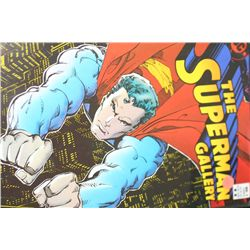 1993 DC Comics; The Superman Gallery Edition