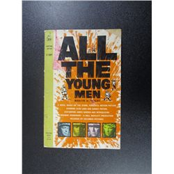 All The Young Men by Marvin H. Albert - 1st Printing Paperback 1960