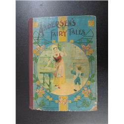 Andersen's Fairy Tales, Charles Graham & Co. #0742 - Translated From The Danish by Carl Siewers