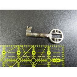 Vintage 1950's German House Key - Skeleton Key
