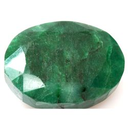 Natural 8.75 ctw Emerald Oval