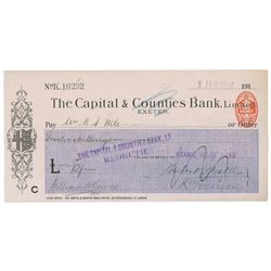 Titanic Relief Fund