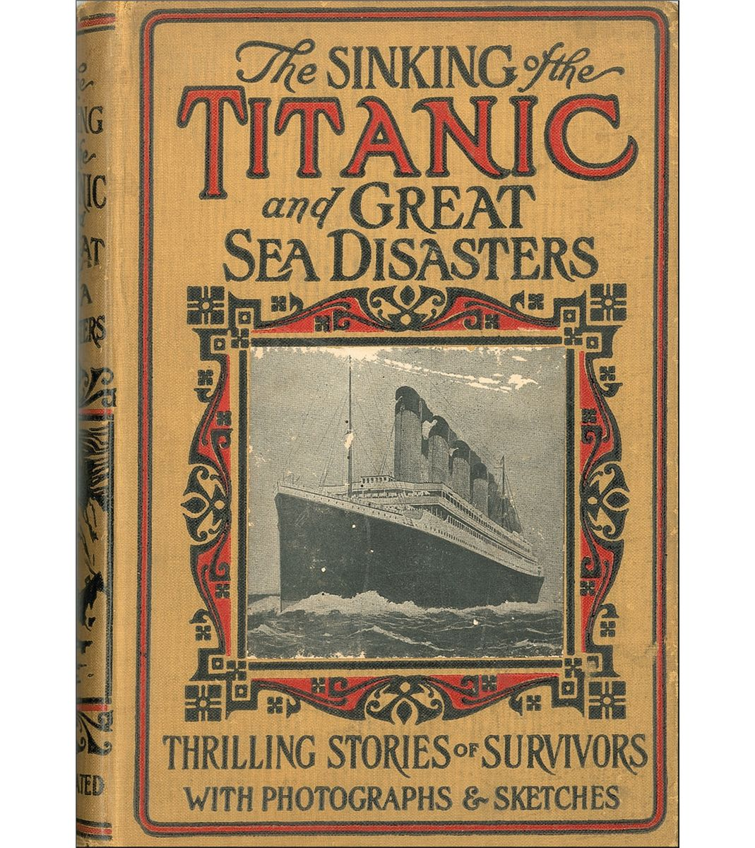 sinking of the great titanic The sinking of the titanic and great sea disasters (illustrated) (titanic landmark series book 5) - kindle edition by logan marshall download it once and read it on your kindle device, pc, phones or tablets.