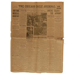 Titanic Chicago Daily Journal