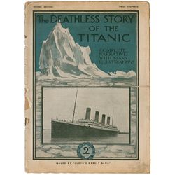 The Deathless Story of the Titanic