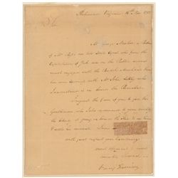 Declaration of Independence: Benjamin Harrison