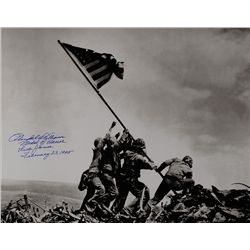 Iwo Jima: Hershel Williams