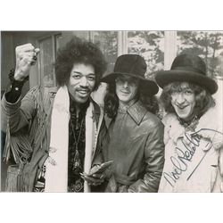 Jimi Hendrix Experience: Noel Redding