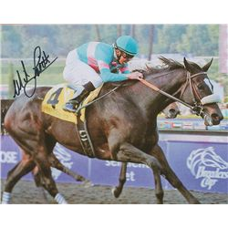 Horse Racing: Mike Smith