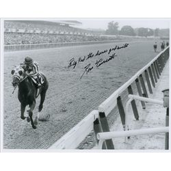 Horse Racing: Ron Turcotte