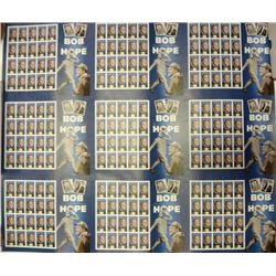 Legends of Hollywood sheet of 180 44ct stamps