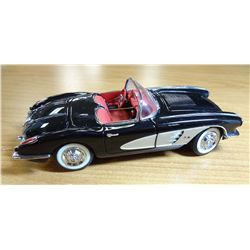 1958 CORVETTE FRANKLIN MINT