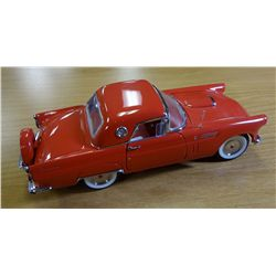 1956 FORD THUNDERBIRD CONV. DANBURY MINT
