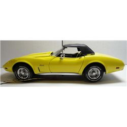 1975 CORVETTE FRANKLIN MINT