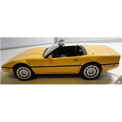 1986 CORVETTE FRANKLIN MINT