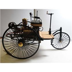 1886 BENZ PATENT MOTOR WAGON 1/8 SCALE