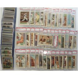 1959 FLEER TED WILLIAMS SET (80 CARDS)