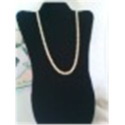 "20"" Freshwater Pearl Necklace"