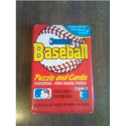 DONRUSS 1990 BASEBALL PUZZLE & CARDS FEATURING STAN MUSIAL PUZZLE