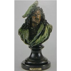 """Rembrandt"" Bronze Sculpture - Carrier"