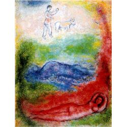 "Marc Chagall ""Le Reve"""