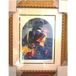 Chagall Ltd Edition Lithograph