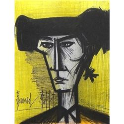 "Buffet Original Lithograph ""Torero"""
