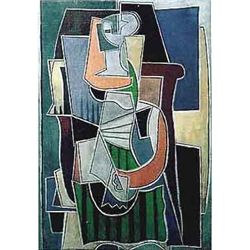 "Picasso ""Abstract"""