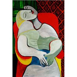 "Picasso ""The Dream"""
