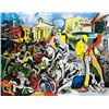 """Picasso """"The Rape Of The Sabine Woman"""""""