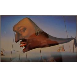 Dali Limited Edition Giclee'