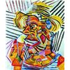 """Picasso """"Man With Straw Hat"""""""