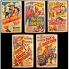 Image 1 : Collection of 5 Roy Rogers Movie Posters